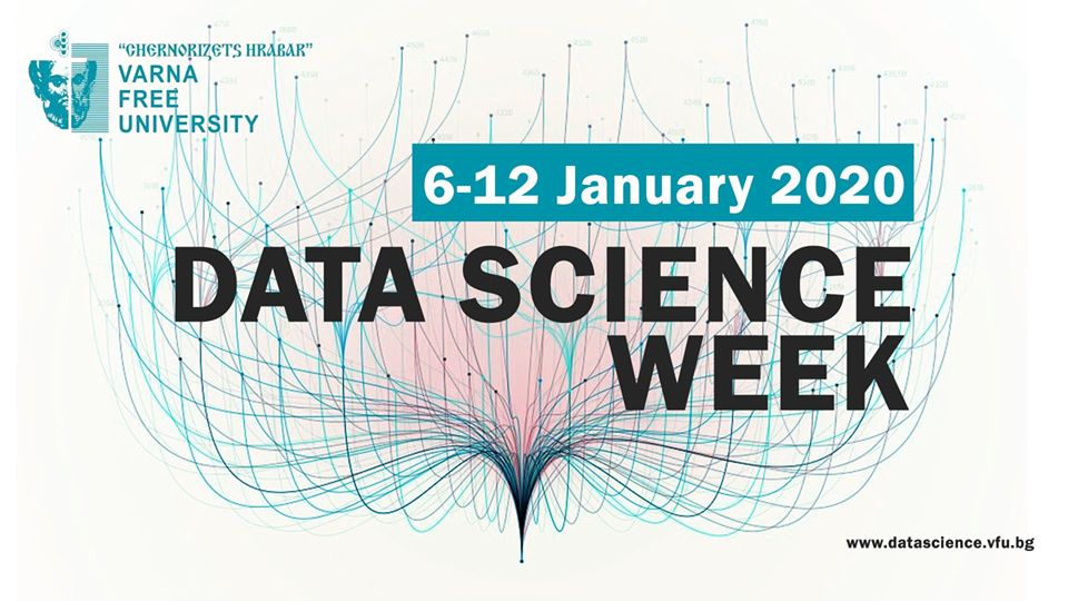 event about data science at varna free university